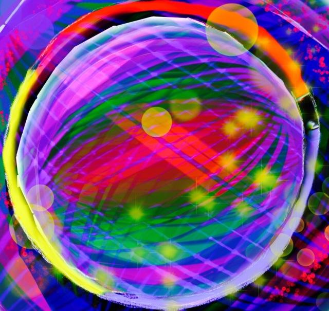 Colorful Shpere