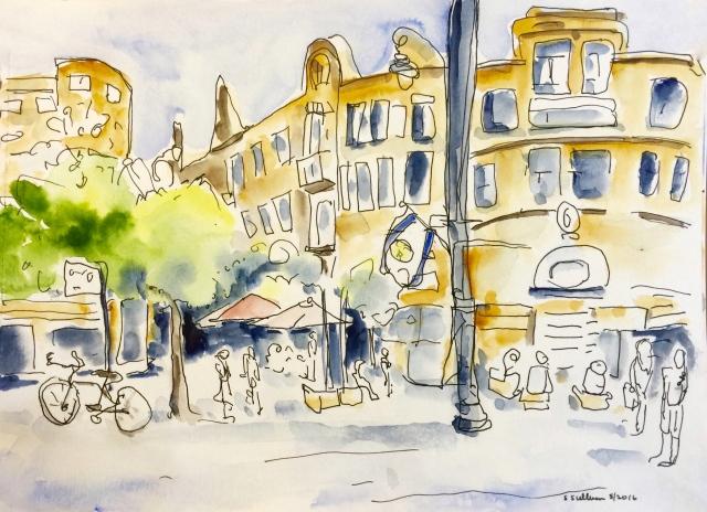 Jaffa Street, Again