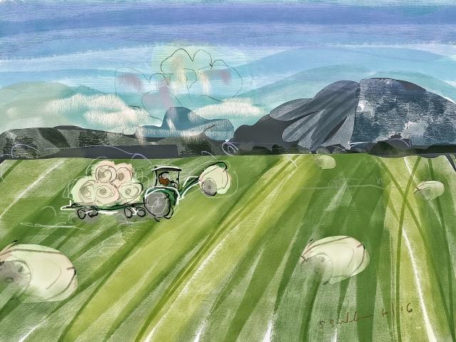 Austrian Harvest