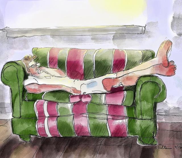 Perfect Leg Rest