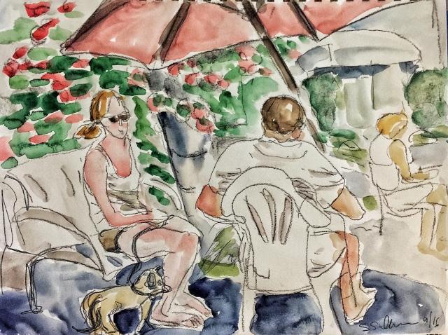 Cerdos Farmers Market, Solana Beach