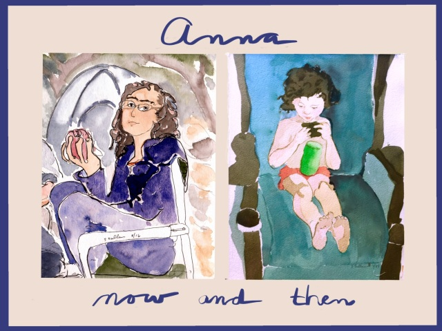 Anna Now and Then