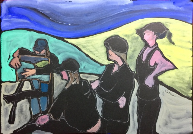 The Watercolor Critique II