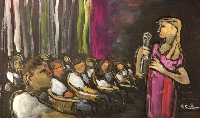 Sheila Speaks to Students at CONALEP Plantel Temixco by Sarah Sullivan
