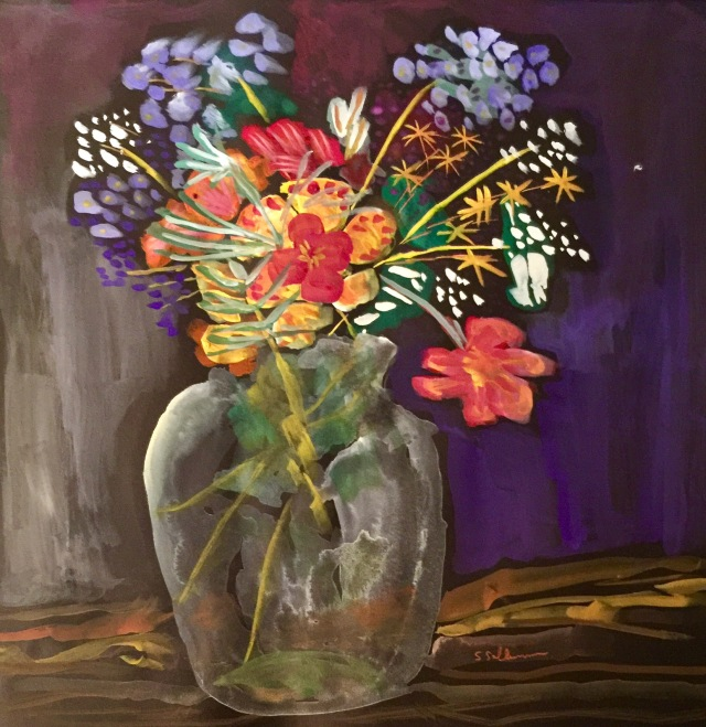 A Vase for June Flowers